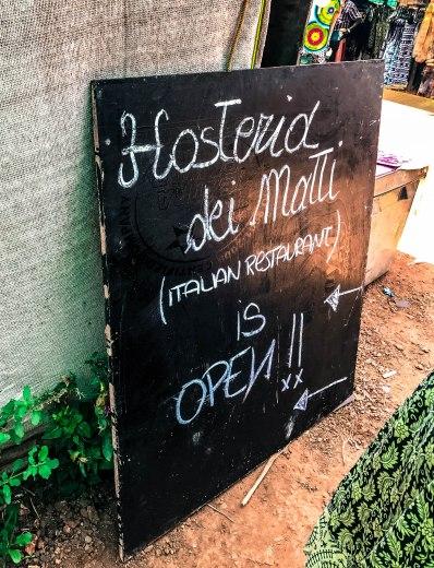 House of Mad- Italian Restaurant
